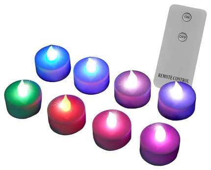 Набор свечей Edelman 372643 Разноцветный