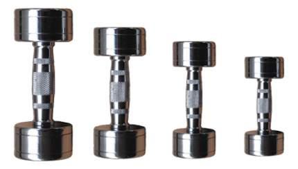 Гантельный ряд Osimetria Funbox Media от 10 до 80 кг