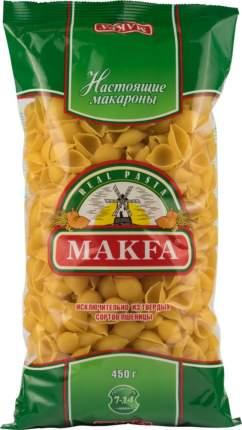 Макаронные изделия Makfa ракушки 450 г