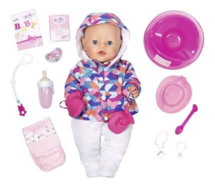 Кукла Zapf Creation Зимняя пора