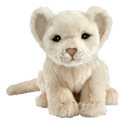 Мягкая игрушка Hansa Львенок 7291 17 см белый