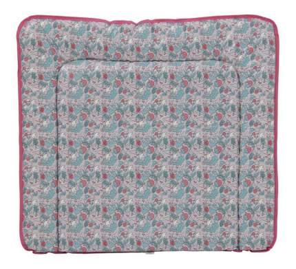 Доска пеленальная Polini Disney Последний богатырь, принцесса розовый 77х72 см