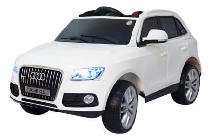 Электромобиль Audi Q5 белый RIVERTOYS