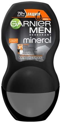 Дезодорант-антиперспирант Garnier Men Защита 6 Очищающая Моринга 50 мл