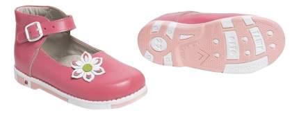 Туфли детские Таши Орто, цв. розовый р.26