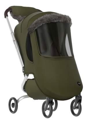 Комплект зимних аксессуаров Winter Outfit ZIGI (муфта+тент) Olive GreenS3401-23