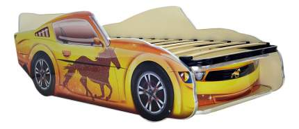 Кровать Vivera Мустанг 70х150 желтая