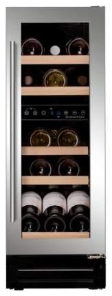 Встраиваемый винный шкаф Dunavox DX-17.58SDSK/DP