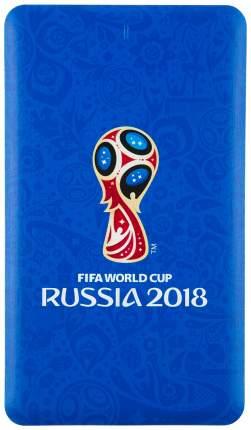Внешний аккумулятор RED LINE С4 FIFA №1 4000 мА/ч Blue