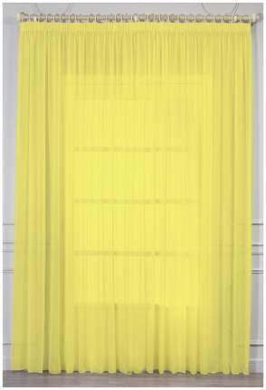 Тюль Amore Mio RR 109 300*270 см Желтый