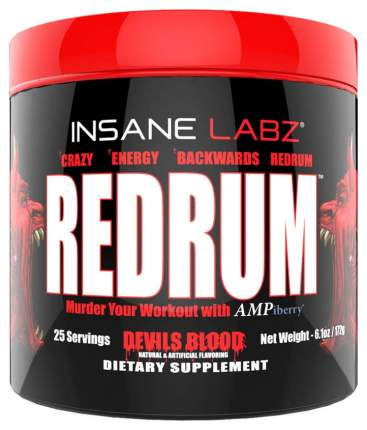 Предтренировочный комплекс Insane Labz Redrum 174 г devil's blood