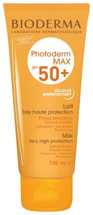 Солнцезащитное молочко Bioderma Photoderm MAX Milk SPF50+ UVA 35