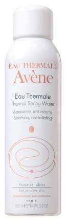 Термальная вода и спреи для лица Avene Eau Thermale Water 150 мл
