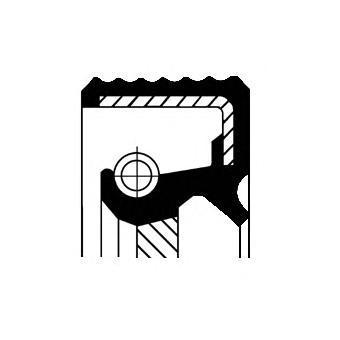 Сальник Corteco 12015352B