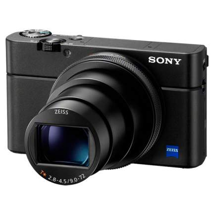 Фотоаппарат цифровой компактный Sony DSC-RX100M6 Black