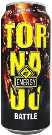 Напиток энергетический Tornado Energy battle газированный жестяная банка 0.45 л