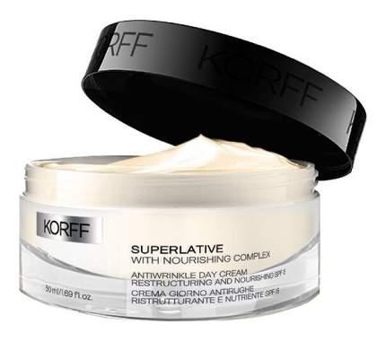 Крем против морщин Korff Superlative Antiwrinkle Day Cream SPF15 50 мл