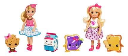 Кукла Barbie Челси и сладости FDJ09