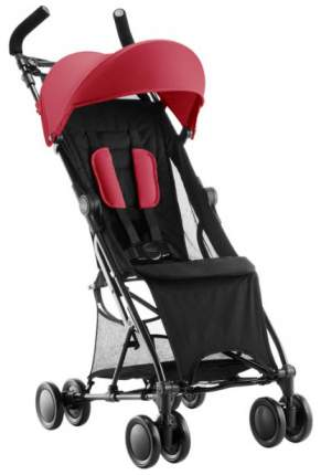 Прогулочная коляска Britax Holiday Flame Red 17