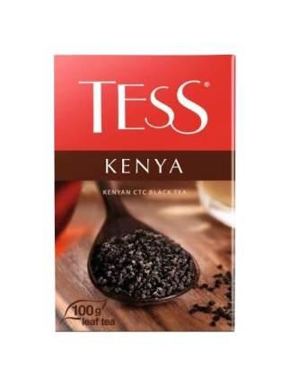 Чай черный Tess Kenya гранулированный 100 г
