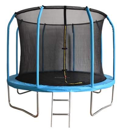 Батут Bondy Sport BS8FTBL с сеткой и лестницей 244 см, blue