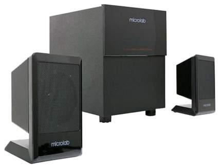Акустическая система 2.1 Microlab M-113, Черный