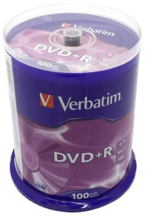 Диск Verbatim 43551