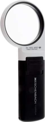 Лупа асферическая Eschenbach mobilux LED 3.0х ручная с подсветкой диаметр 60 мм
