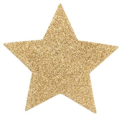 Украшение на Грудь Bijoux Indiscrets Flash Star, золотое