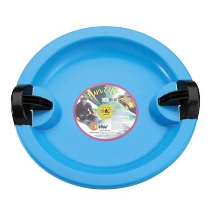 Ледянка-тарелка KHW Fun Ufo Голубой