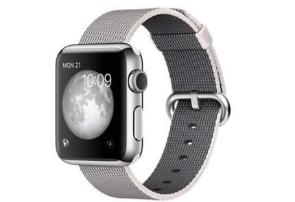 Смарт-часы Apple Watch 38mm (MMFH2RU/A)