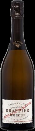 Drappier Brut Nature Zero Dosage Sans Soufre Champagne AOP