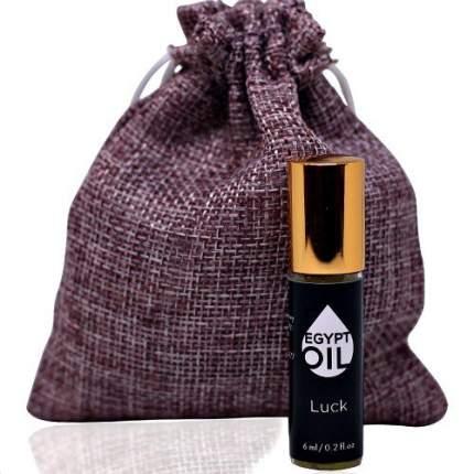 Парфюмерное масло EgyptOil Удача, 6 мл