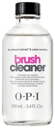 Очиститель кистей для макияжа OPI Brush Cleaner 100 мл