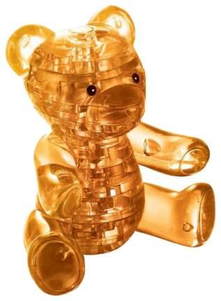 """Кристальный 3D пазл """"Мишка"""" , 41 деталь Crystal Puzzle"""