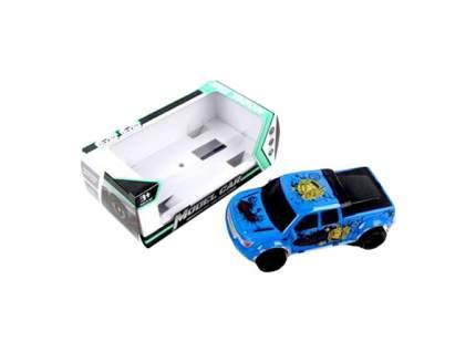 Машина инерционная Пикап, коробка