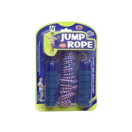 Скакалка гимнастическая Sport Set YT1686998-1 220 см blue