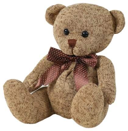 Мягкая игрушка Sima-Land Мишка с бантом 4296893 Коричневый