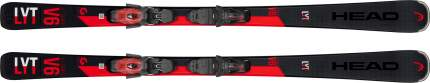 Горные лыжи Head V-Shape V6 LYT PR + PR 11 GW 2020, 177 см