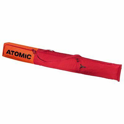 Чехол для лыж Atomic Ski Bag, bright red/dark red, 205 см