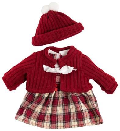 Комплект одежды для куклы Miniland  31558 40 см