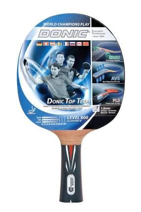 Ракетка для настольного тенниса Donic Schildkrot Top Team 800, Тренировочный Top Team 800