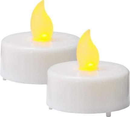 Набор свечей светодиодных Star trading 066-06 2 шт.