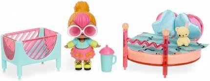 Игровой набор с куклой LOL Surprise Кровать с Neon Q.T. 561743