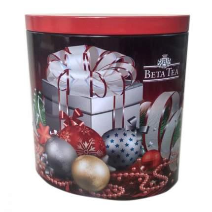 Чай Beta Tea Новогоднее настроение. Красный черный листовой 50 г