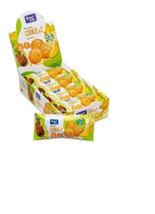Печенье протеиновое Royal cake ананас 12 штук по 50 г