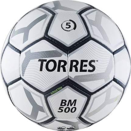 Футбольный мяч Torres BM 500 №5 white