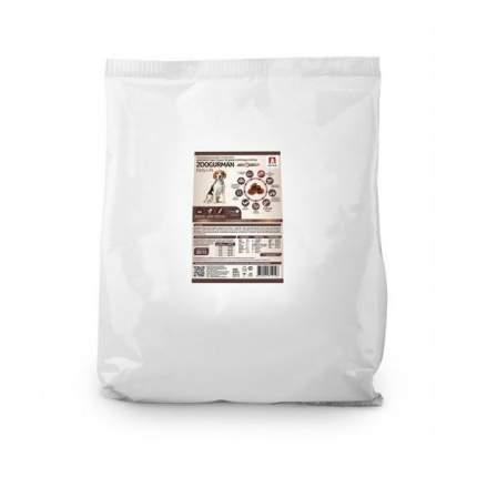 Сухой корм Зоогурман Daily Life для собак средних и крупных пород (20 кг, Индейка)