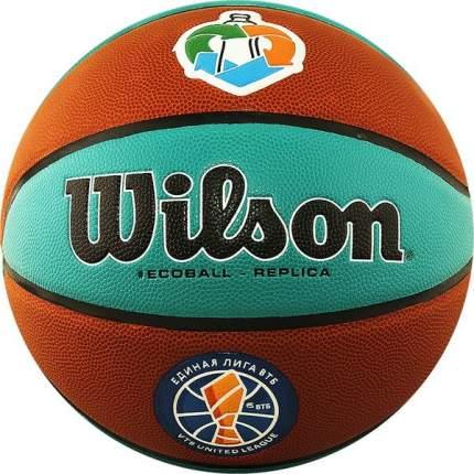 Мяч баскетбольный WILSON VTB Replica ASG ECO арт.WTB1534XBVTB р.7