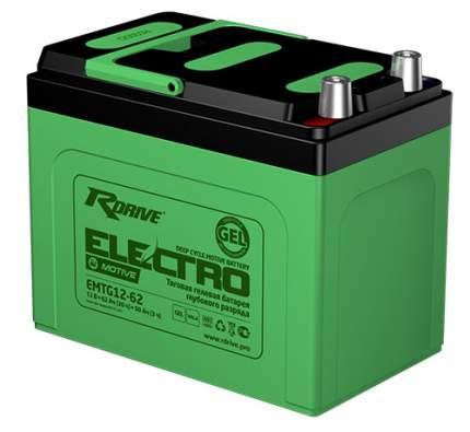 Аккумулятор RDrive ELECTRO Motive EMTG12-62